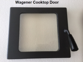 Cooktop Door